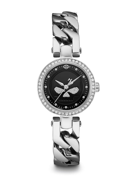 Bulova 76L178 Harley-Davidson Women's Watch