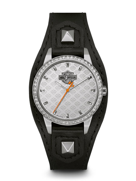 Bulova 76L183 Harley-Davidson Women's Watch