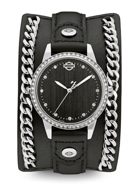 76L184 Harley-Davidson Women's Watch