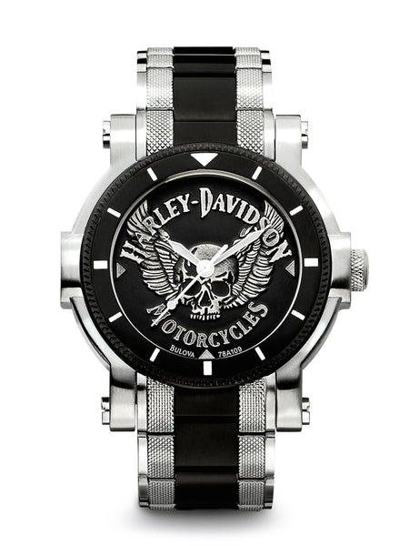 Bulova 78A109 Harley-Davidson Men's Watch