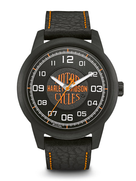Bulova 78A116 Harley-Davidson Men's Watch