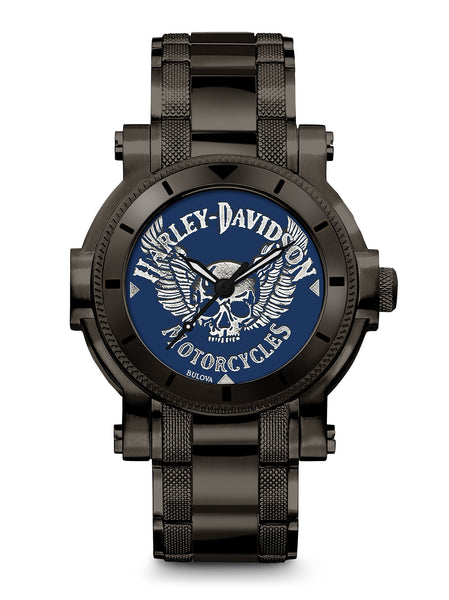 78A117 Harley-Davidson Men's Watch