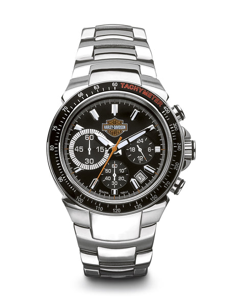 Bulova 78B113 Harley-Davidson Men's Chronograph Watch