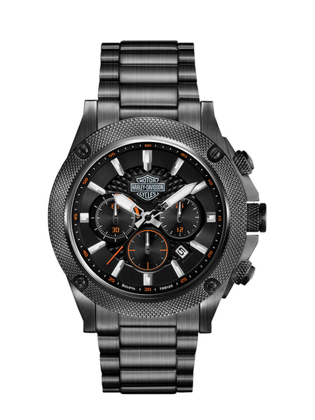 Bulova 78B127 Harley-Davidson Men's Chronograph Watch