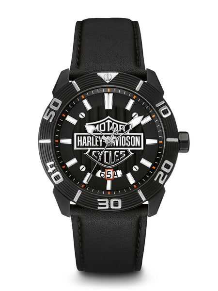 Bulova 78B136 Harley-Davidson Men's Watch