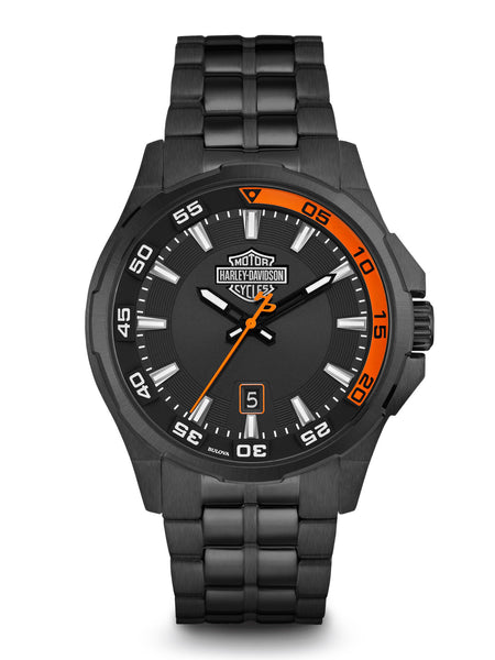 Bulova 78B141 Harley-Davidson Men's Watch