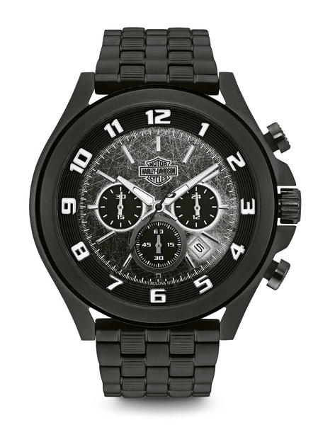 78B146 Harley-Davidson Men's Watch