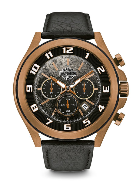 78B148 Harley-Davidson Men's Watch