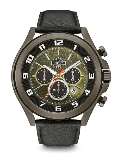 78B149 Harley-Davidson Men's Watch