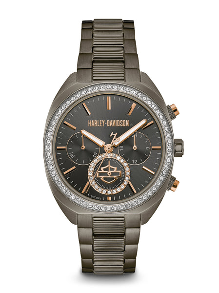 78M103 Harley-Davidson Women's Watch