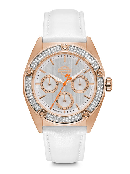 78N102 Harley-Davidson Women's Watch