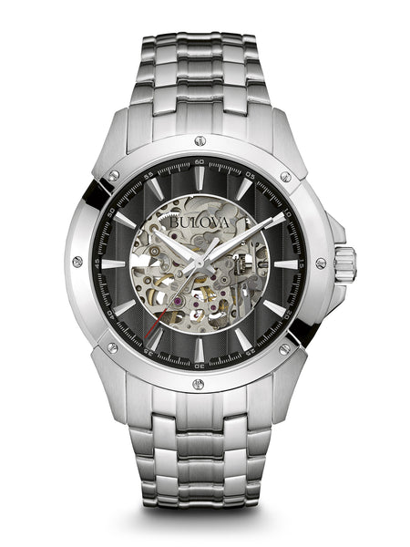 Bulova 96A170 Men's Automatic Watch