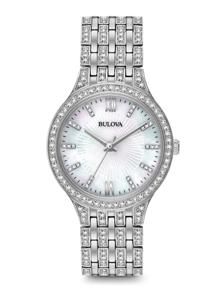 96L242 Women's Crystal Watch