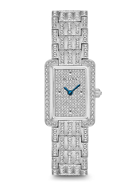 96L244 Women's Crystal Watch