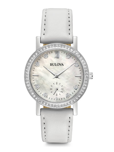96L245 Women's Crystal Watch