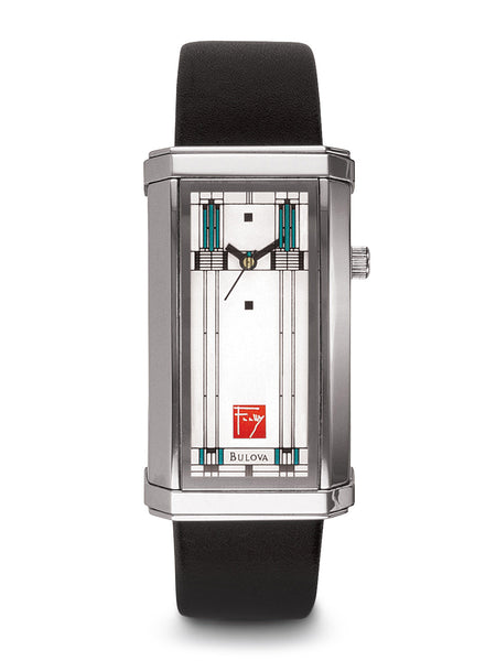 Bulova 96L63: Frank Lloyd Wright Women's Watch