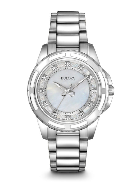 Bulova 96P144 Women's Watch