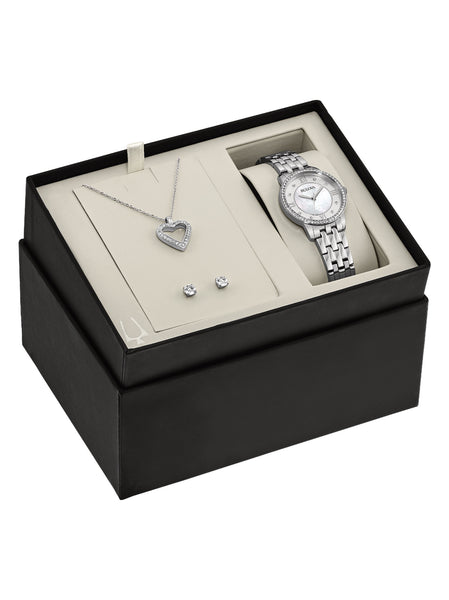 96X138 Women's Crystal Watch