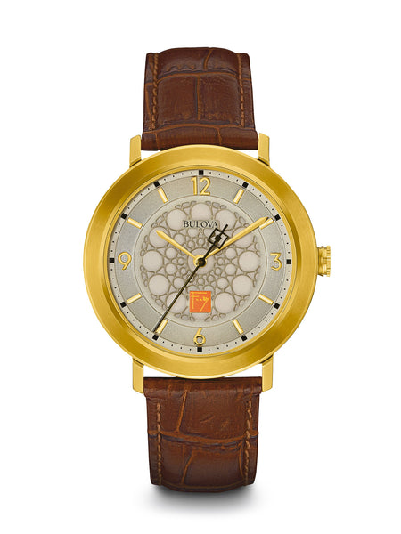 Bulova 97A117 Frank Lloyd Wright Men's Watch
