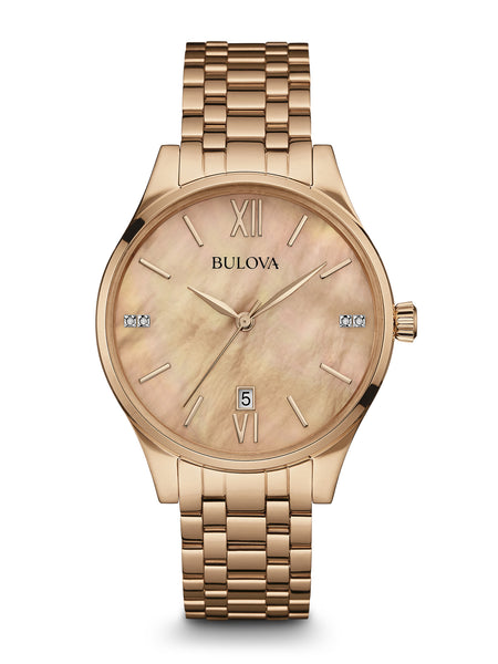 Bulova 97P113 Women's Watch