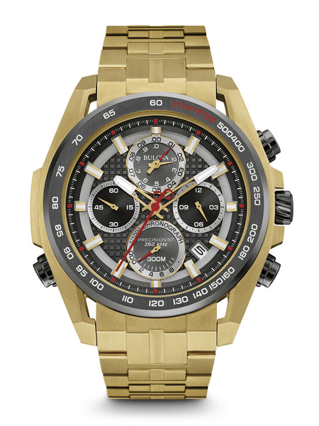 Bulova 98B271 Men's Precisionist Chronograph Watch