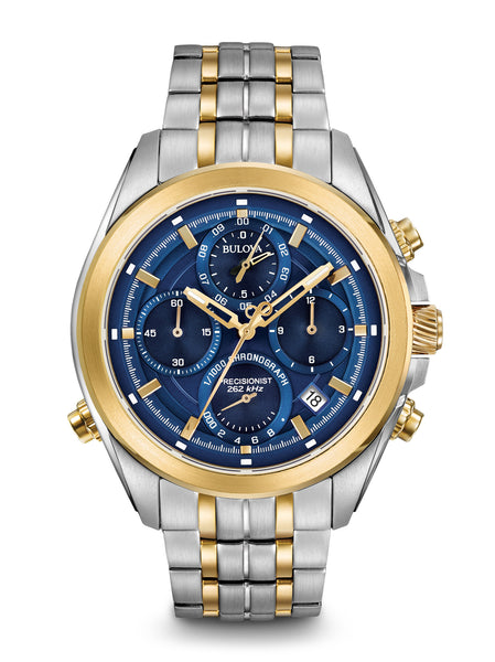 98B276 Men's Precisionist Chronograph Watch
