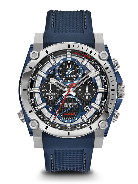 98B315 Men's Precisionist Chronograph Watch