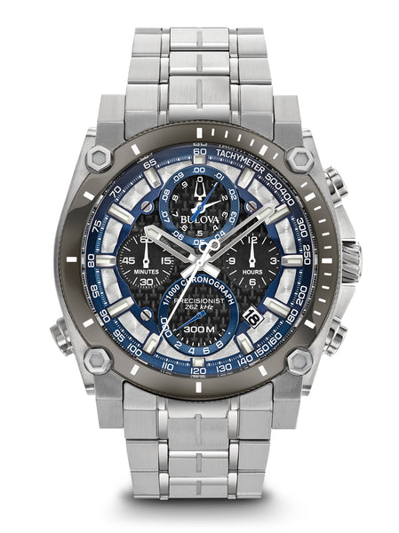 98B316 Men's Precisionist Chronograph Watch