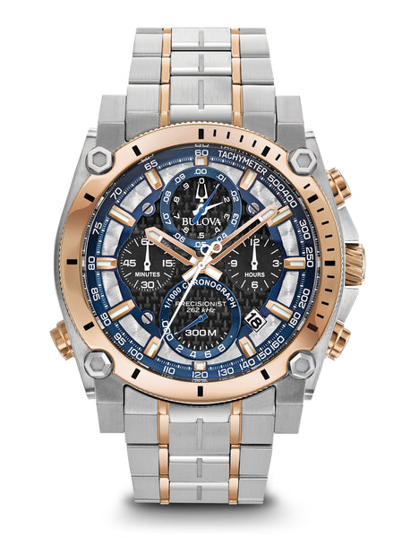 98B317 Men's Precisionist Chronograph Watch