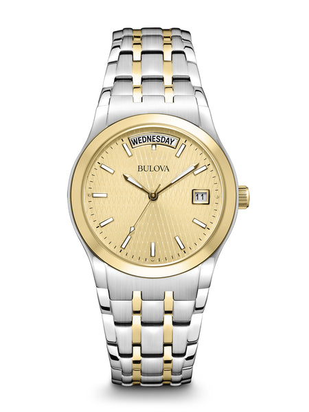 Bulova 98C60: Men's Watch
