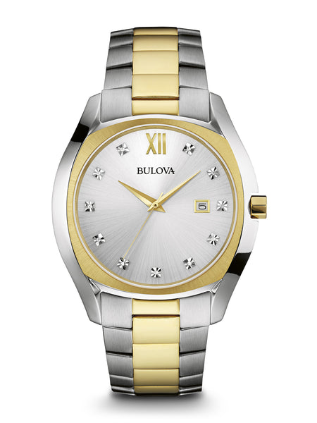 Bulova 98D125 Men's Watch