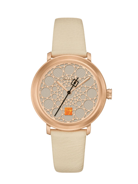 Bulova 98L216 Frank Lloyd Wright Women's Watch