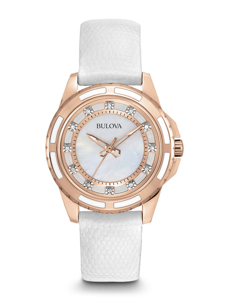 Bulova 98P119 Women's Watch