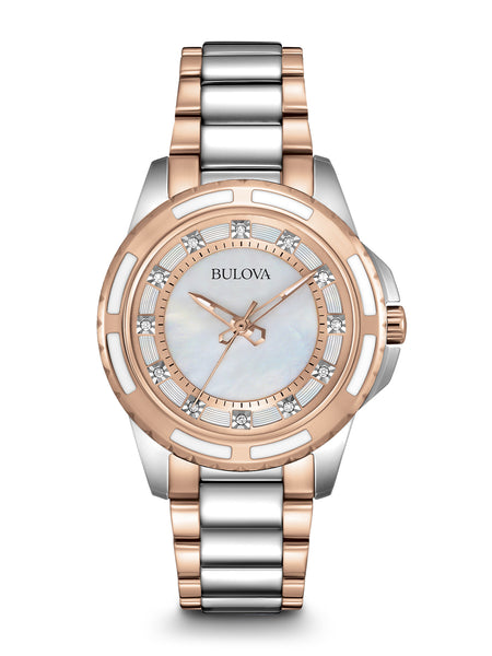 Bulova 98P134 Women's Watch