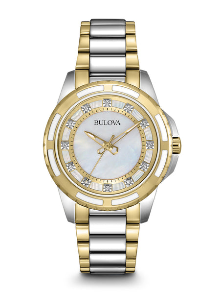 Bulova 98P140 Women's Watch