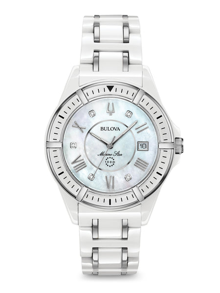 98P172 Women's Marine Star Watch