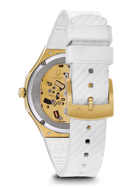98R237 Ladies' Curv Watch