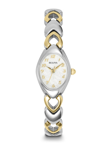 Bulova 98V02: Women's Watch