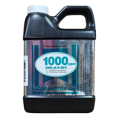 Canna - CannaMax 1000 ppm Calibration Solution 500ml