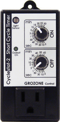 Grozone - CY2/Short Period Cyclestat with Photocell