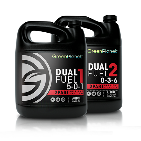 Dual Fuel 10L, Green Planet, IncrediGrow, IncrediGrow - IncrediGrow