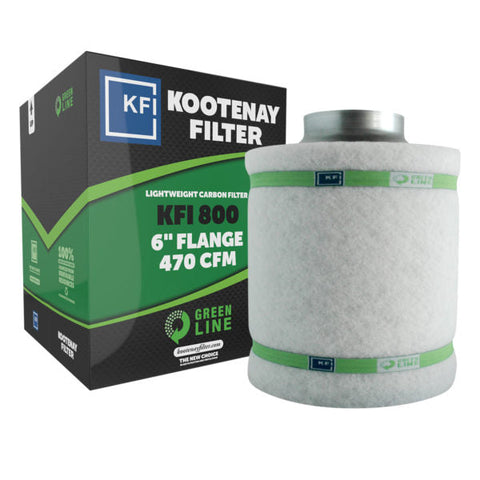 Kootenay Filters - KFI 800 with 6″ Flange