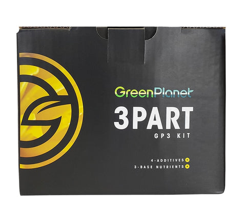 Green Planet -  3 Part GP3 Starter Kit