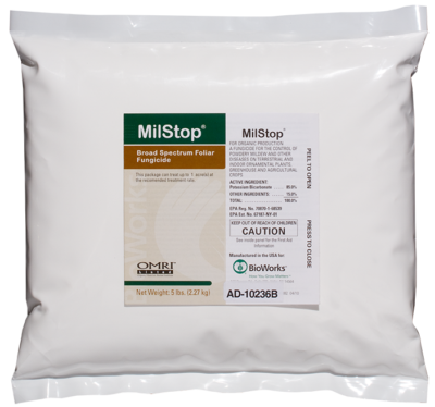 MilStop - Natural Fungicide
