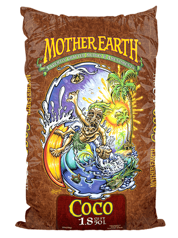 Mother Earth - Coco 1.8CF (50L) (Brown Bag)