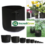 GrowPharm - Fabric Pot (Soft Felt)