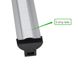 EDK III LED ( Triple row led ) 2' - 3' - 4'