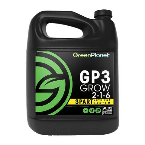 Green Planet - GP3™ Grow, Green Planet, IncrediGrow, IncrediGrow - Grow, Cannabis, Microgreens, Fertilizer, Calgary, Airdrie, Quickgrow, Amazing, Ecolighting,
