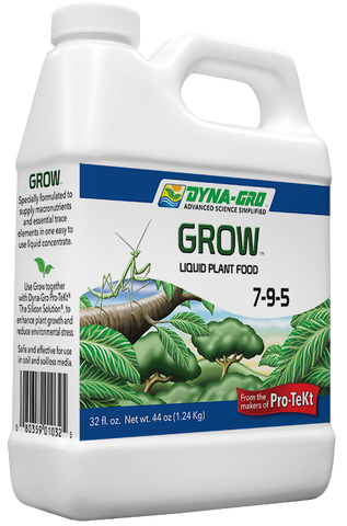 Dyna-Gro Liquid Grow plant food