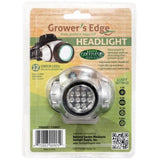 Headlight 12 Green Leds Grower's edge, LED, IncrediGrow, IncrediGrow - IncrediGrow